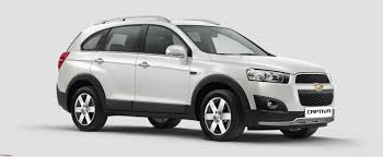 updated chevrolet captiva launched at rs 25 13 lakh team bhp