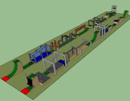 ninja warrior obstacle course design pictures to pin on pinterest