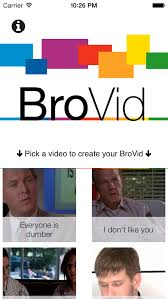 Add Memes To Pictures - brovid a new way to create funny videos add memes to the video or