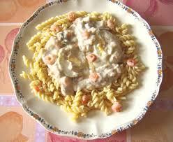 recette de cuisine avec des oeufs oeufs durs champignons crevettes mille et une recettes de colette