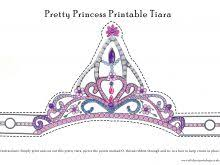 crown and tiara templates free resume