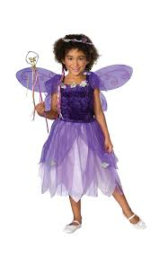 amazon com children u0027s purple magical woodland fairy pixie costume