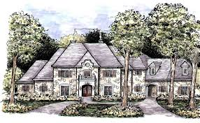 french european house plans plan 15325hn grand and glorious french country exterior huge