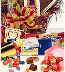 Candy Gift Basket Safeway Floral Ftd Florist Designed Chocolate U0026 Candy Gift Basket