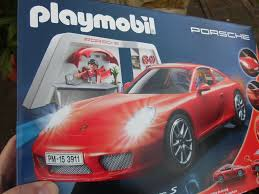 playmobil porsche 911 carrera s turbo light effects new in box