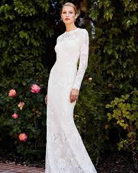 tadashi shoji fall 2018 wedding dress collection martha stewart