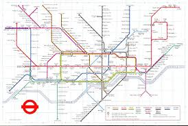 London Subway Map by The Evolution Of The Tube Map Gizmodo Uk Gizmodo Uk