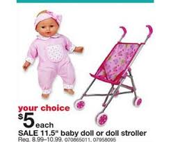 strollers black friday sales 11 5 inch baby doll or doll stroller deal at kmart black friday is