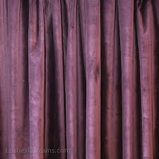Plum Velvet Curtains Gorgeous Plum Velvet Curtains Ideas With Luxury Crushed Velvet