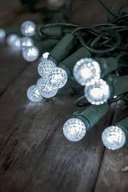 raspberry led string lights 35 sphere bulbs outdoor in