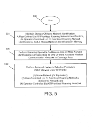patent ep2259629a1 method and apparatus for selecting a wireless