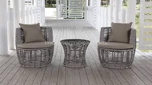 petit salon de jardin pour terrasse kähres mobilier de jardin