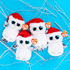christmas spirit exclusive ty beanie boo
