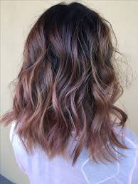 rose gold lowlights on dark hair best 25 rose gold highlights ideas on pinterest rose gold