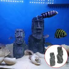 aliexpress buy aquarium decoration plant easter island