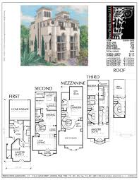 town house floor plans plans luxury townhouse 3 story floor 4 bedroom modern house two