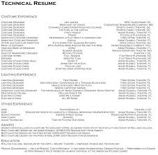 Theatrical Resume Sle Theatre Resume 28 Images No Experience Modeling Resume