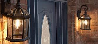 Exterior Home Light Fixtures How To Install Outdoor Lighting