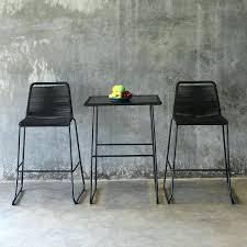 Restoration Hardware Bar Table Industrial Bar Table And Stools Flatiron Counter Tables From