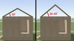 How To Build A Awning Over A Door How To Build A Hip Roof 15 Steps With Pictures Wikihow