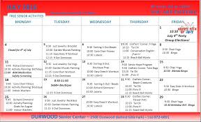 durwood senior center july 2016 u2013 dawson neighborhood
