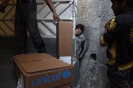 unicef siege unicef mena on syria a un icrc sy and syredcrescent
