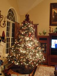 masculine christmas tree home design