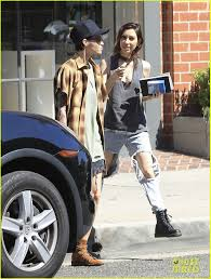 jess origliasso and ruby rose ruby rose spends the afternoon with