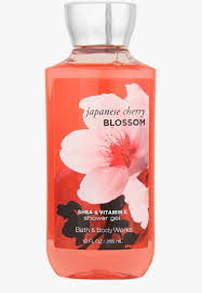 buy bath u0026 body works shower gel 10oz japanese cherry blossom