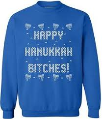 hanukkah clothes menorah get lit hanukkah sweater mens sweatshirt royal sm