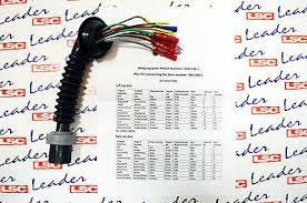 zafira b rear door wiring loom wiring diagram simonand