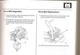 2005 honda odyssey serpentine belt drive belt is it ready for the replacement page 2 drive