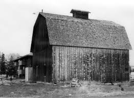 Barn Relocation Moffat County U0027s Historic Luttrell Barn Turning Heads With New