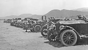 auto junkyard texas fifth avenue traffic and a california desert junkyard scene the