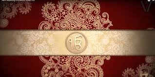 Sikh Wedding Invitations Sikh Wedding Invitation Video Archives Video Tailor