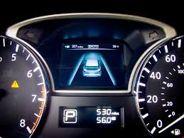 mercedes dashboard at night how does lane departure warning work extremetech