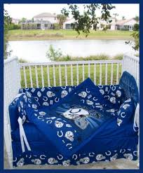 Nightmare Before Christmas Baby Crib Bedding by Indianapolis Colts Crib Bedding Set