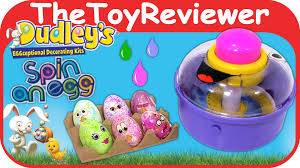 egg decorating kits dudley s spin an egg easter decorating kit unboxing review by