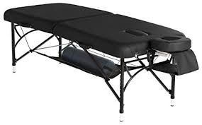massage table with hole bodypro active deluxe professional lightweight portable massage