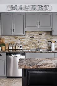 grey cabinets kitchen painted you might want to rethink the color of your kitchen when you see