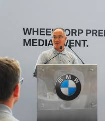 bmw ceo wheelcorp premium shows off its premium driving circuit