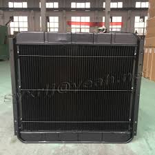 mitsubishi fuso fighter 6d22 for truck copper radiator fuso