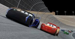 cars movie see cars 3 scene evolution from storyboard to final cut