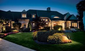 Led Landscape Lighting 4 Advantages Of Led Landscape Lighting Residence Style
