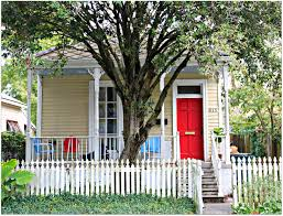 Home Decor New Orleans New Orleans Homes And Neighborhoods New Orleans Home Red Door