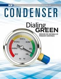 condenser magazine december 2016 by editor iiar issuu