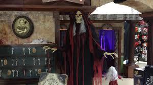 spirit halloween 2016 rising reaper of death youtube