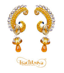 kaan earrings jhumkas