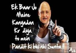 Alok Nath Memes - 7 best memes of babu ji that show being sanskaari is too much fun