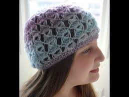 crochet broomstick lace how to crochet broomstick lace beanie hat slouchy